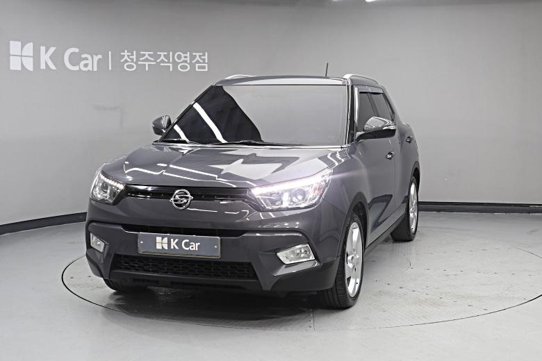 쌍용 티볼리 LX 2WD