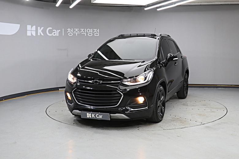 쉐보레(GM대우) 더 뉴 트랙스 1.6 디젤 퍼펙트 블랙