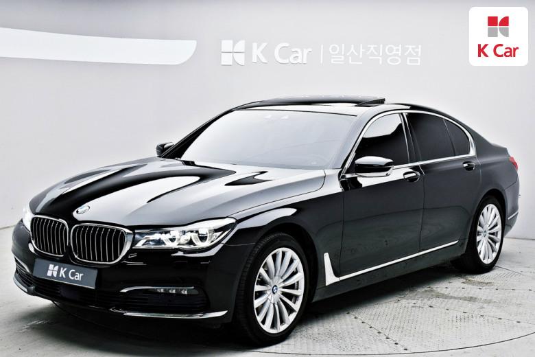 BMW 7시리즈 (G11) 730d xDrive