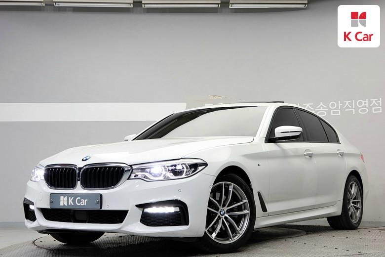 BMW5시리즈 (G30)520d xDrive M 스포츠 플러스