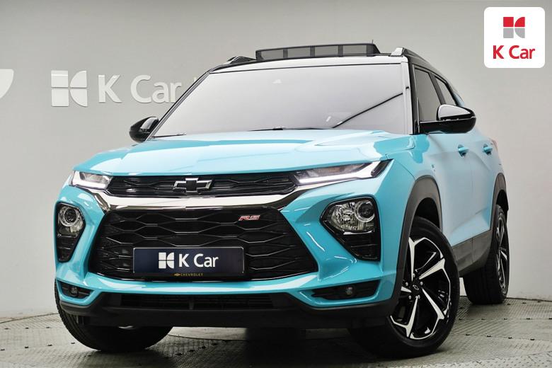 쉐보레(GM대우) 트레일블레이저 1.3 가솔린 터보 4WD