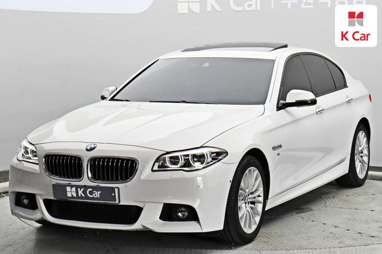 BMW 5시리즈 (F10) 520d M 에어로 다이나믹