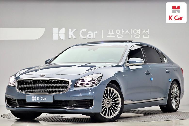 기아 더 K9 3.8 GDI AWD