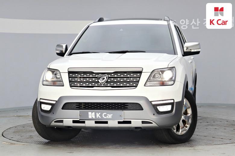 기아 더 뉴 모하비 디젤 3.0 4WD