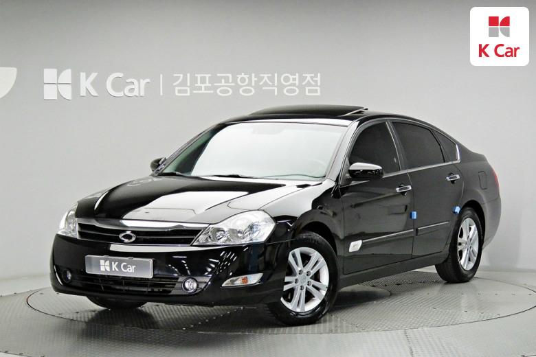 르노삼성 SM5 뉴 임프레션 SE 블랙