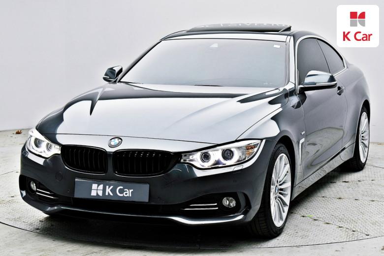 BMW 4시리즈 (F32) 420d 럭셔리 쿠페