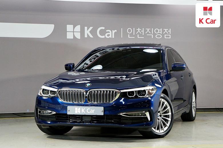 BMW 5시리즈 (G30) 520i 럭셔리