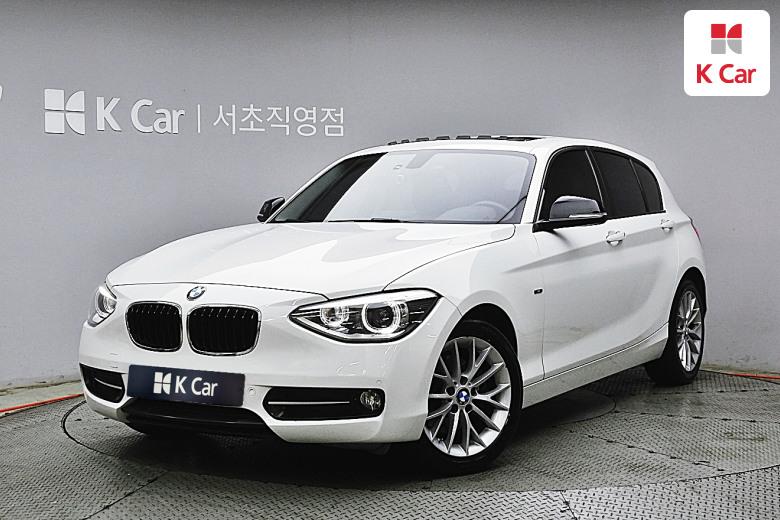 BMW1시리즈 (F20)118d 스포츠 5도어