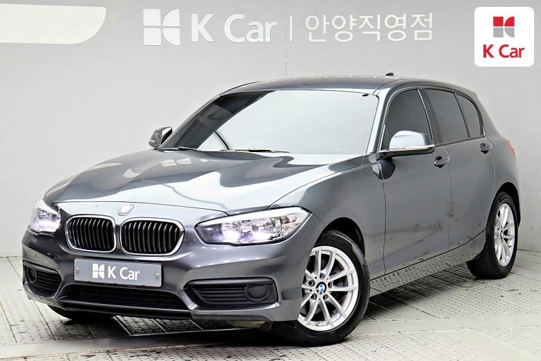BMW 1시리즈 (F20) 118d 조이 5도어