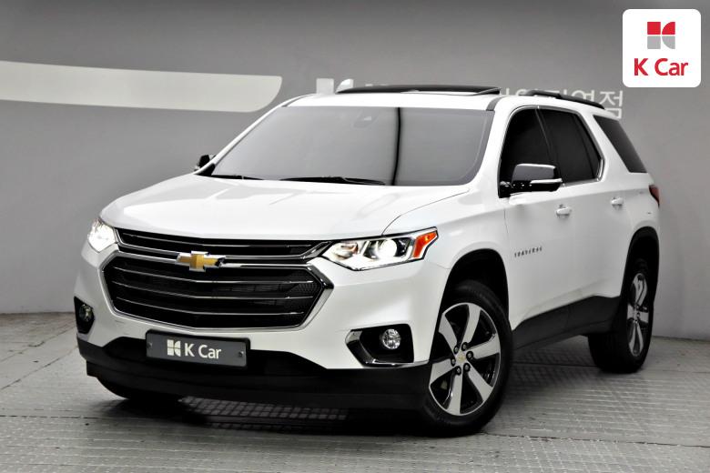 쉐보레(GM대우)트래버스가솔린 4WD