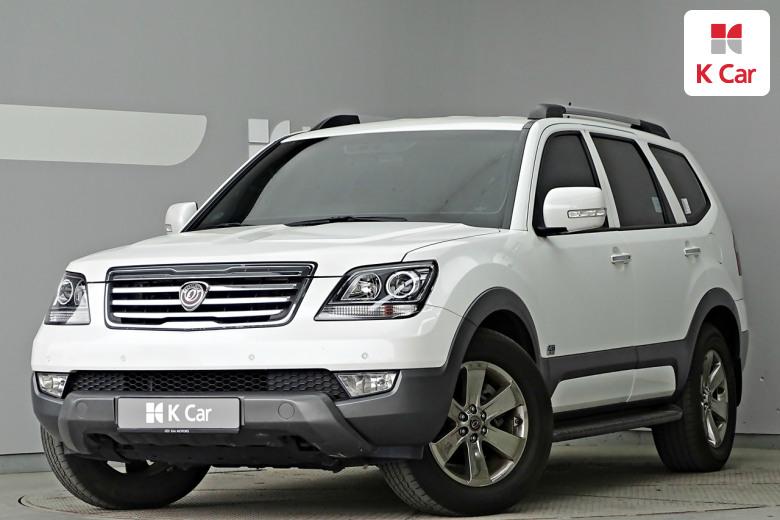 기아 모하비 4WD KV300 세부등급 없음