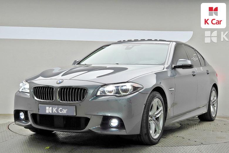 BMW 5시리즈 (F10) 520d M 에어로 다이나믹 프로
