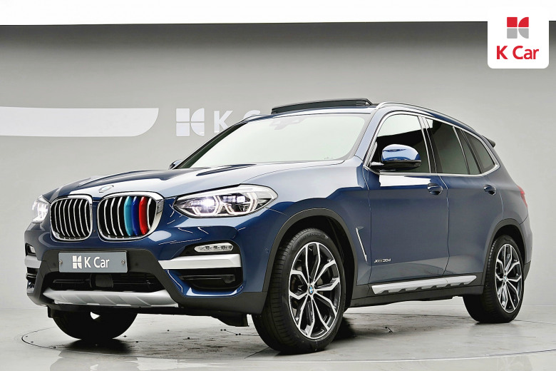 BMW X3 (G01) xDrive 30d xLine