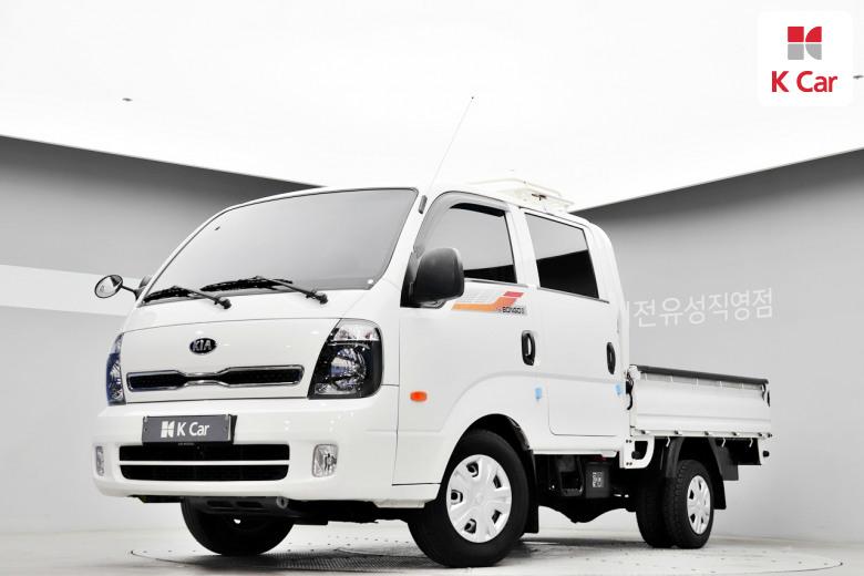 기아 봉고III 트럭 CRDi 카고 1톤 초장축 더블캡