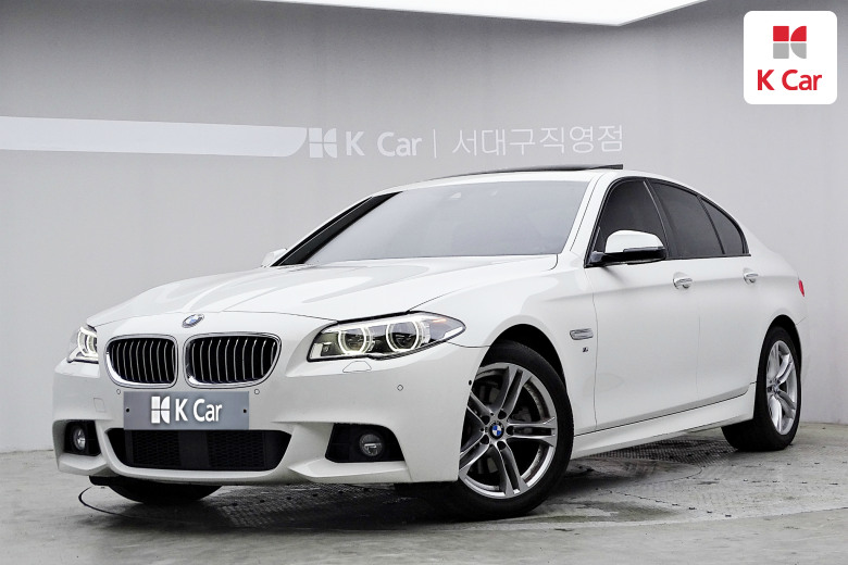 BMW5시리즈 (F10)520d M 에어로 다이나믹 프로
