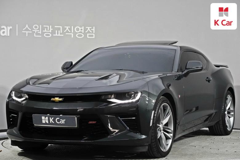 쉐보레(GM대우) 올 뉴 카마로 SS 6.2 V8