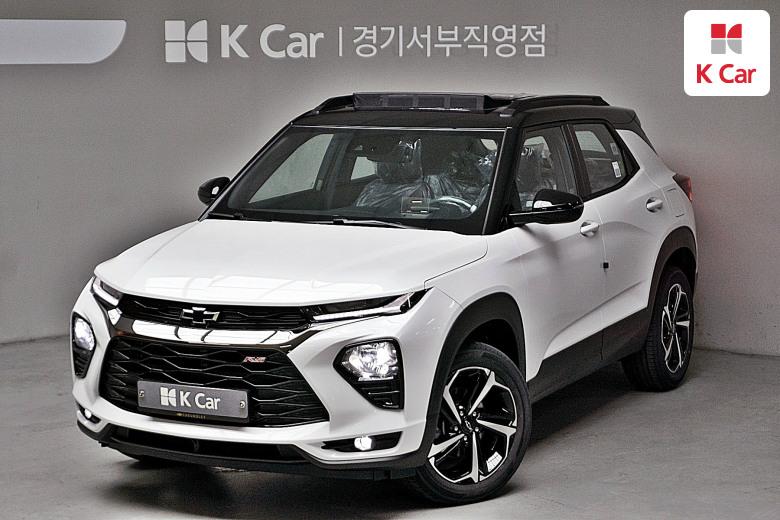 쉐보레(GM대우) 트레일블레이저1.3 가솔린 터보 4WD